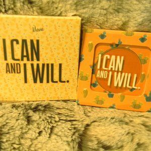 """""""The Motto"""" Blush in 'I Can And I Will'"""